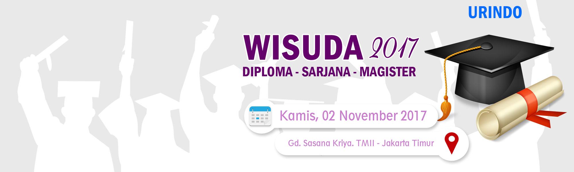 Pendaftaran Wisuda 2017